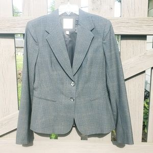 💎The Limited Size 10 Gray Tweed Jacket